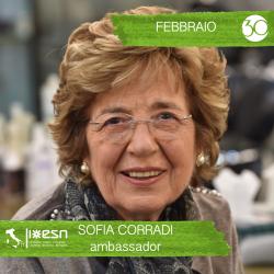 SofiaCorradi-Ambassaor